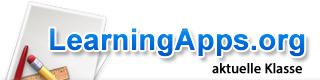 Learning Apps der aktuellen Klasse